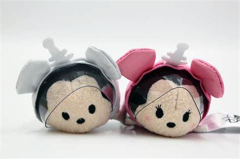 Iring Tsum Tsum Mickey Minnie preview space mickey minnie tsum tsum my tsum tsum