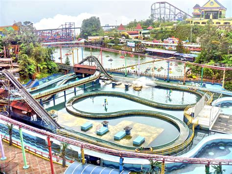 theme park genting highland genting highlands worlds to trek