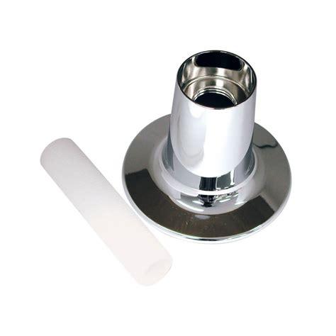 Tub/Shower Handle Flange Set for Price Pfister Verve in Chrome   Danco