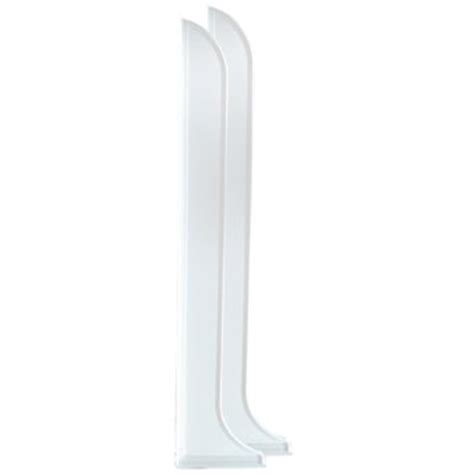 bathtub guard spraymaid bathtub splash guards in white ebay
