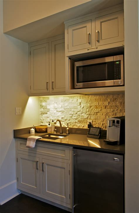 kitchenette design northshore millwork llc built ins entertainment centers