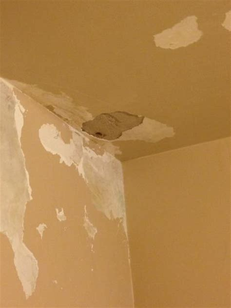 Repairing Lath And Plaster Ceilings by Ceiling Repair Is This Rock Lath With Lime Plaster Water