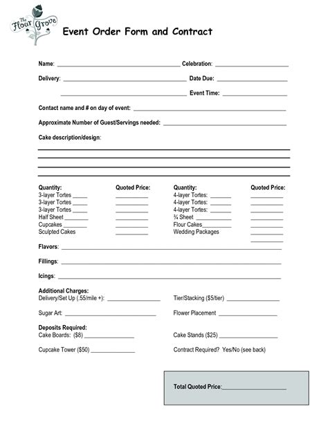 banquet order form template pin form banquet event order on
