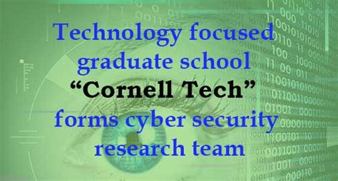 Graduate Student Profile Cornell Tech Mba by Technology Focused Graduate School Cornell Tech Forms