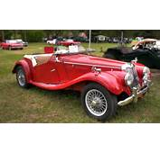 1954 MG TF  Information And Photos MOMENTcar