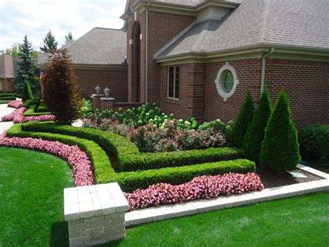 Front Garden Landscape Ideas Prepare Your Yard For With These Easy Landscaping Ideas Better Housekeeper