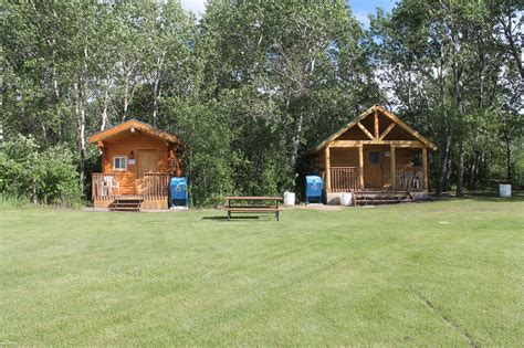 Asessippi Cabins by Large And Small Cabin Asessippi Cground