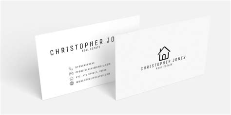 100  Free Business Cards PSD » The Best of Free Business Cards