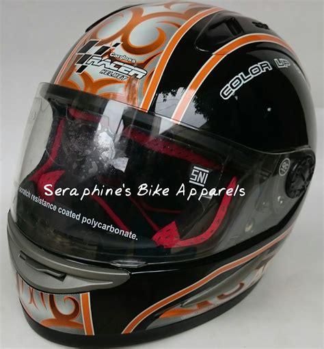 Helm Cargloss Racer jual helm cargloss racer aerox xh dd ring