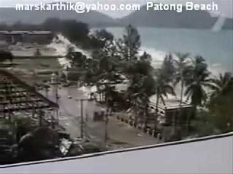 earthquake watch indonesia horrid 2004 boxing day tsunami youtube
