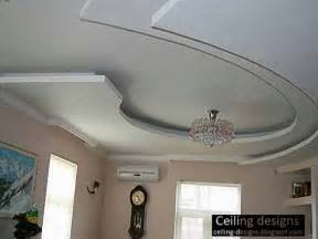 House Interior Desing Curved Gypsum Ceiling Designs For Living Room