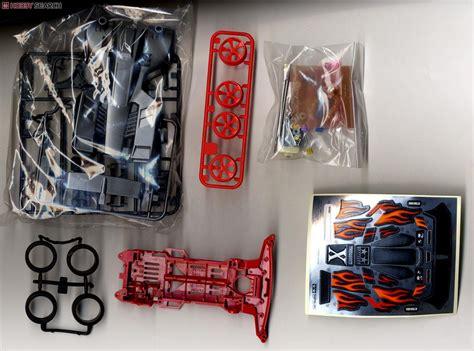 Tamiya Mini 4wd Tridagger X tridagger x premium ii chassis mini 4wd images list