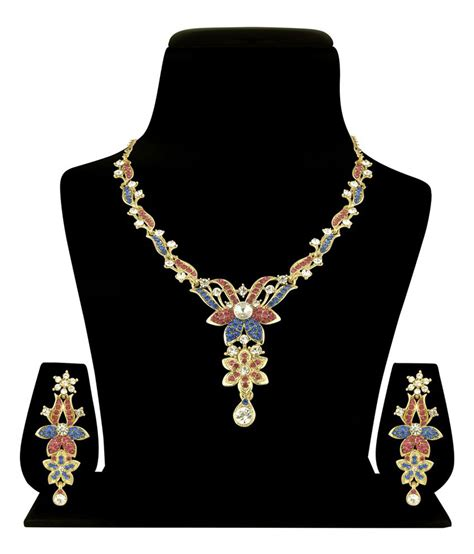 Fashion Rnb Rosana Set Atasi International Rosana Necklace Set Buy Atasi