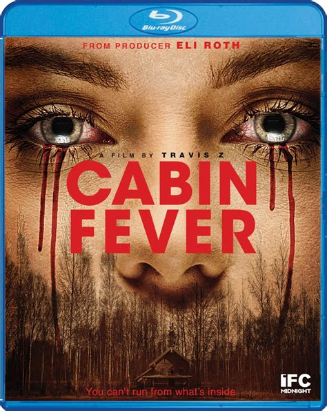 cabin fever review review cabin fever 2016 scream factory