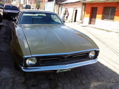 Mustang Auto History by Auto Biography 1971 Ford Mustang Family History