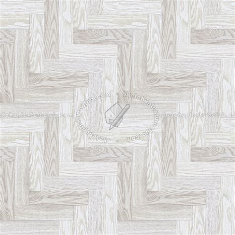 Herringbone white wood flooring texture seamless 05460