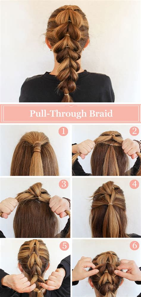 braided hairstyles picture tutorials cute braided ponytail hairstyle hairstylegalleries com
