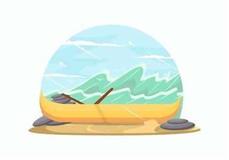 kerala boat icon stranded kerala boat vector download free vector art