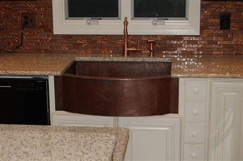 lead free copper sinks 129 best copper farmhouse sinks images on