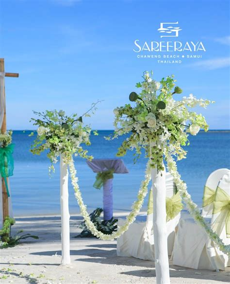 Wedding Aisle Flower Stands by White Green Wedding Aisle Flower Stands Sareeraya