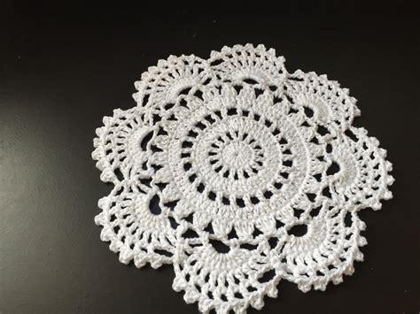 Modele De Napperon Au Crochet tuto napperon au crochet