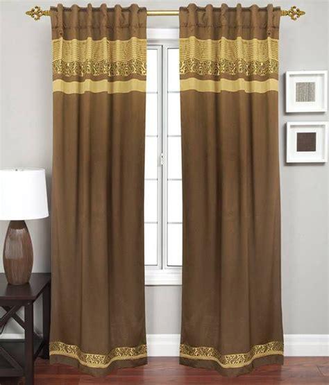 dark brown blackout curtains bianca window cum door eyelet curtain blackout dark