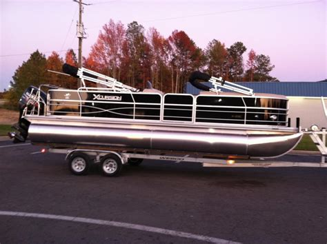 pontoon boats for sale north carolina xcursion boats for sale in apex north carolina
