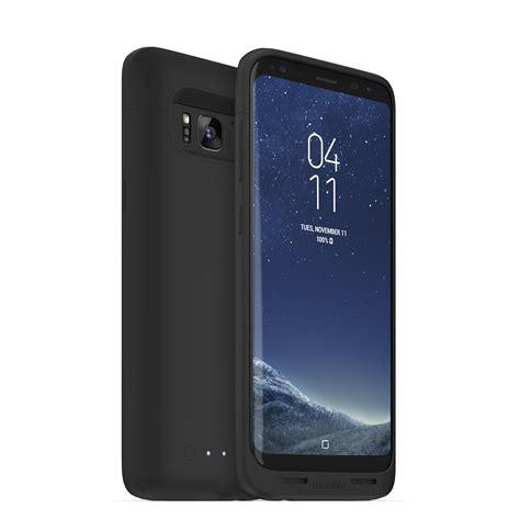 Casing Untuk Samsung S8 3 Custom Cover prolongez l autonomie des galaxy s8 avec l 233 tui batterie mophie juice pack frandroid