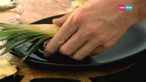 in cucina con ramsey cucina con ramsay 90 ananas alla griglia con caramello