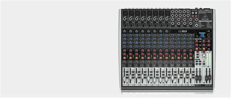 Katalog Mixer Behringer behringer xenyx x2222usb