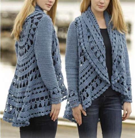 pattern crochet jacket crochet jacket lots of gorgeous free patterns the whoot
