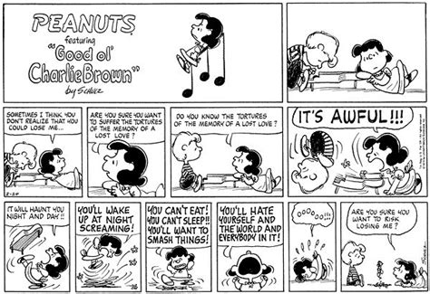 St Snoopy Stripe and schroeder quotes search