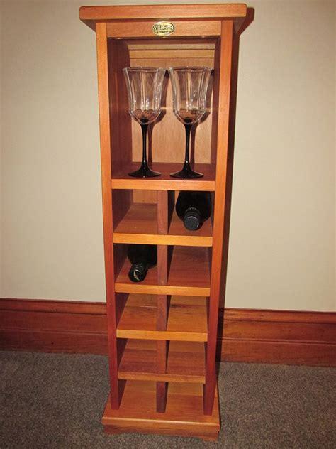 Slim Wine Rack by Lounge Villawood Creations