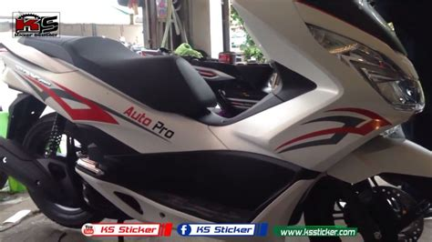 Sticker Honda Pcx by Honda Pcx150 New Pcx St And Sticker Auto Pro