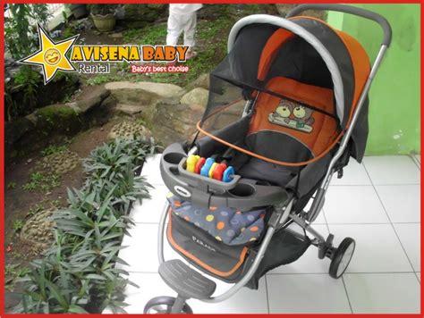 Kereta Dorong Bayi Merk Babydoes baby stroller 171 avisena baby rental