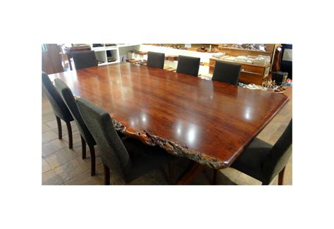 Jarrah Boardroom Table Flow Jarrah Single Slab Dining Boardroom Tables Boranup Gallery