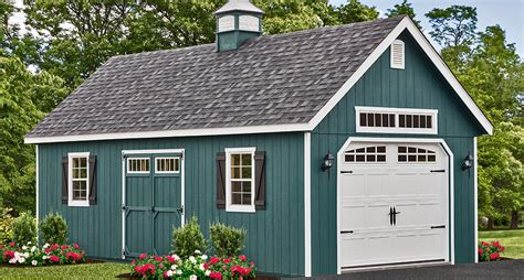 Garden Sheds And Garages by Large Storage Sheds Outdoor Garden Sheds Horizon