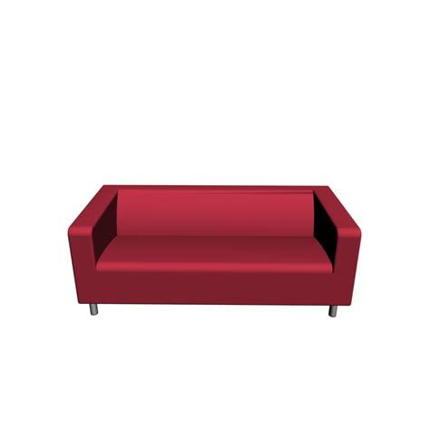 ikea klippan sofa klippan loveseat gran 229 n red design and decorate your