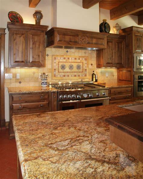Copper Granite Countertop by Copper Granite Countertop Kitchens
