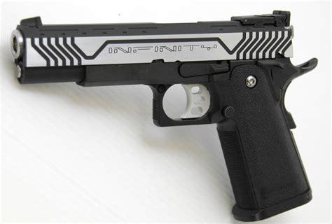 Handmade Pistols - elite introduce custom tokyo marui pistols