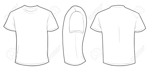 layout t shirt vector mens t shirt template templates data