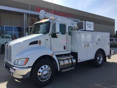 kenworth service truck for sale kenworth t270 service trucks utility trucks mechanic