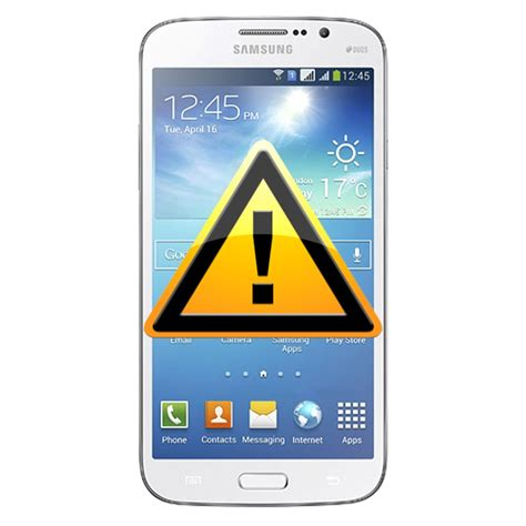Speaker Samsung Galaxy Mega 5 8 samsung galaxy mega 5 8 i9152 duos ringtone speaker reparatie