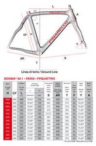 Bike Size Chart » Home Design 2017