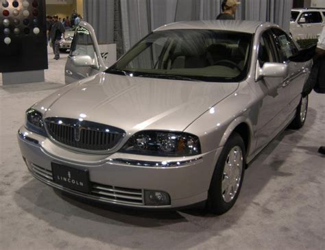 Bring Ls by 2003 Lincoln Ls Overview Cargurus