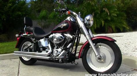 2001 Harley Davidson Fatboy Specs by 2002 Harley Davidson Flstf Boy Pics Specs And