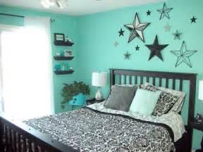 Teal bedroom idea favething com