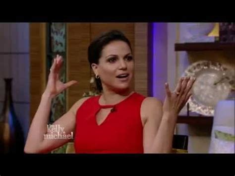 lana parrilla interview youtube lana parrilla interview live with kelly and michael youtube
