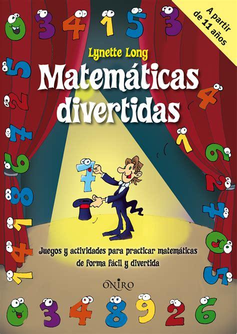 imagenes libro matematicas matematicas divertidas planeta de libros