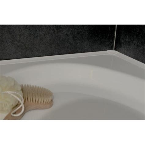 Sealing Shower Tray To Wall by Shower Tray Seal Trim Kit Croydex